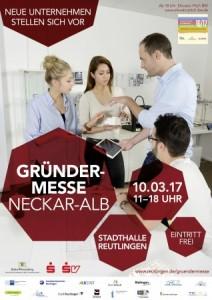 Gründermesse Neckar-Alb 2017